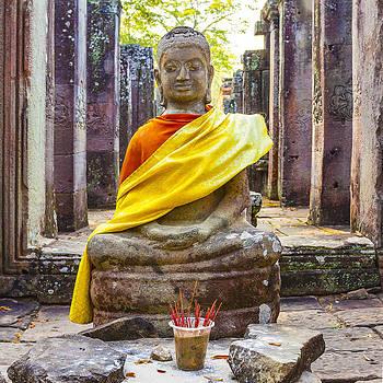 Buddha by Rick Drent