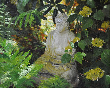 Buddha by Scott Harding