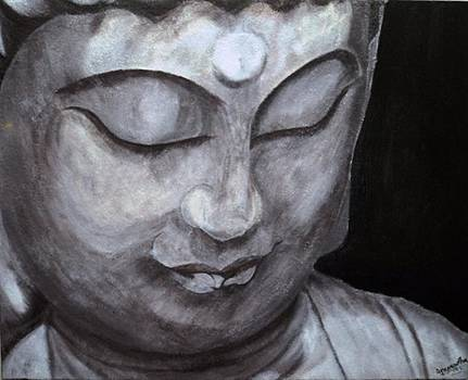 Buddha Timeless by Anuradha Gupta