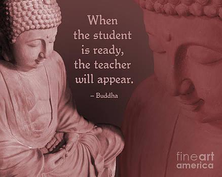 Ginny Gaura - Buddha Student is Ready