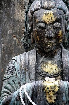 Buddha with Pearls by Marigan O'Malley-Posada