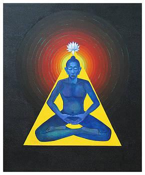 Buddha by Zakir Shaikh