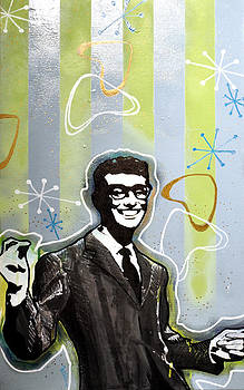 Buddy Holly by Erica Falke