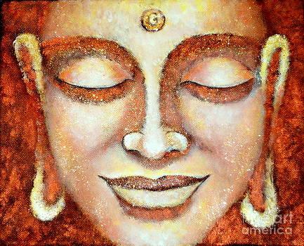 Budha-1 by Carmen Junyent