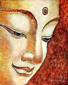 Budha-2 by Carmen Junyent