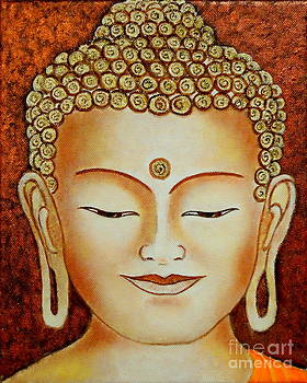 Budha-4 by Carmen Junyent
