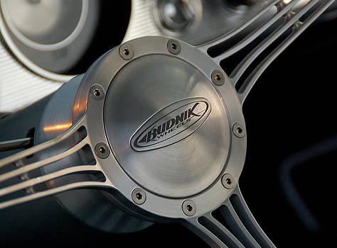 Budnik Steering Wheel by Janet Maloy