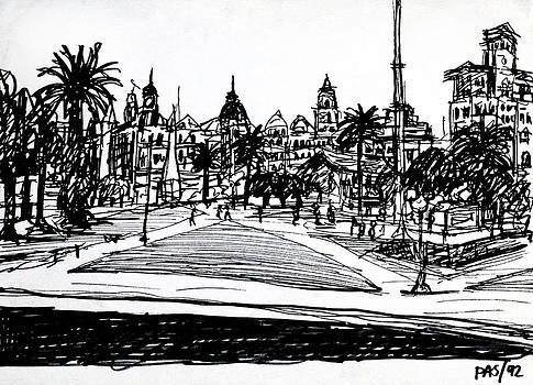 Paul Sutcliffe - Buenos Aires Argentina