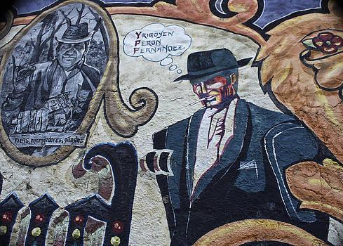 Venetia Featherstone-Witty - Buenos Aires Street Art #2