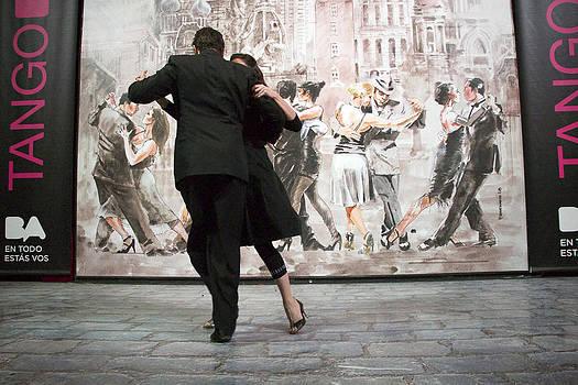 Venetia Featherstone-Witty - Buenos Aires Tango Dancers