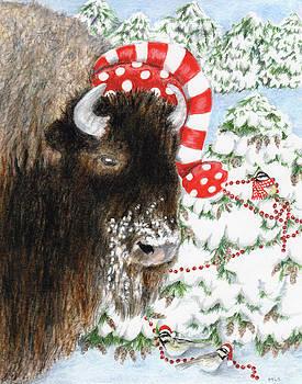 Buffalo Christmas by Marla Saville