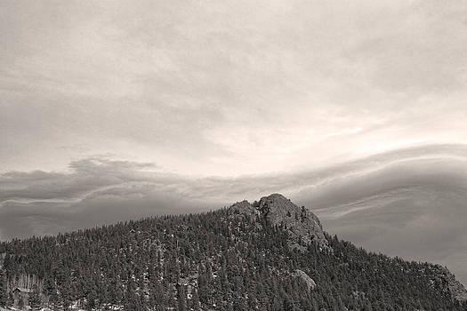 James BO  Insogna - Buffalo Rock Shelf Cloud