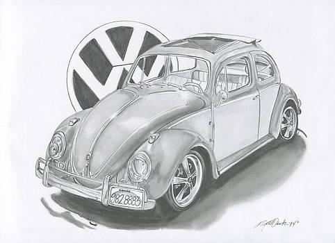 Bug by Raquel Ventura
