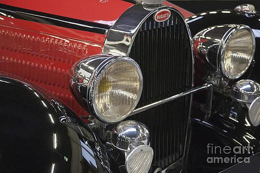 Heiko Koehrer-Wagner - Bugatti Typ 57 of 1935 Classic Car