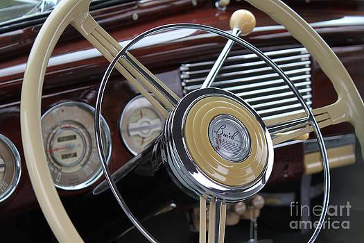 Buick Eight Dash by John-Paul Fillion