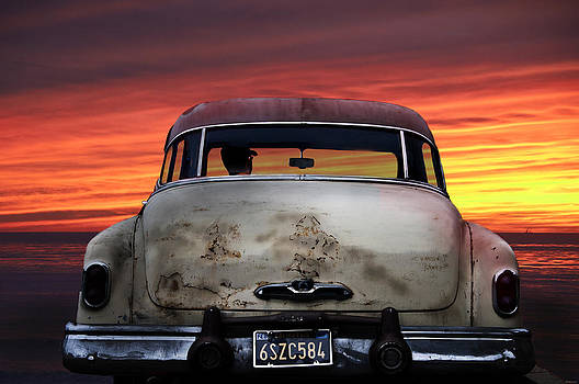 Larry Butterworth - BUICK EIGHT SUNSET