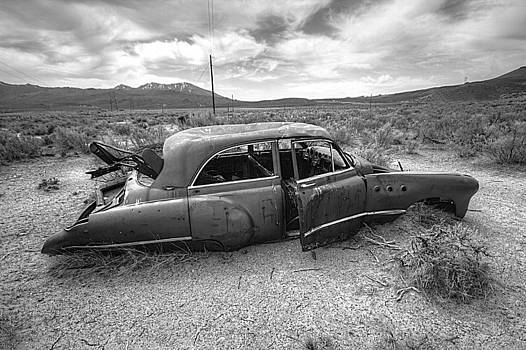 Buick in waiting by Rick Otto