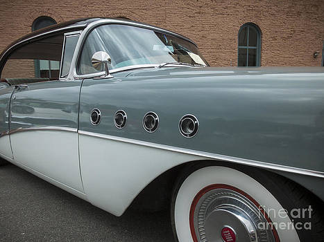 Buick Portholes by David Pettit