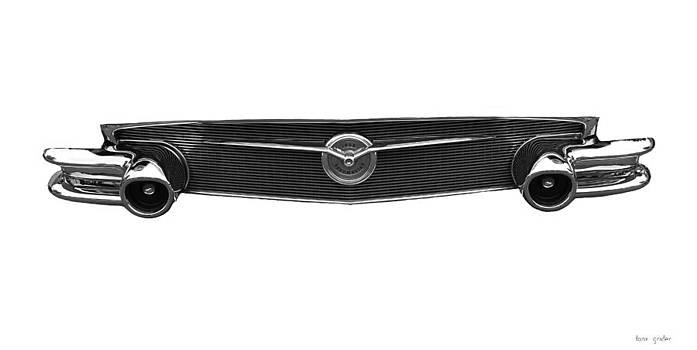 TONY GRIDER - Buick Roadmaster Chrome Retro