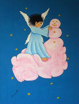 Building a Cloudman by Pamela Allegretto