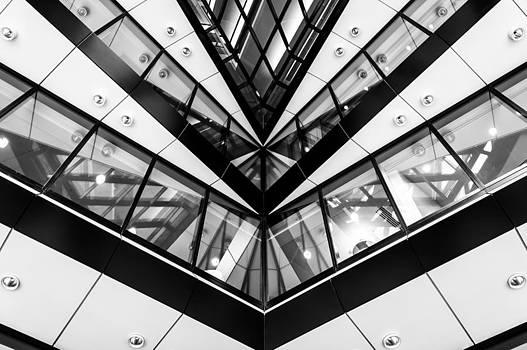 Svetlana Sewell - Building Abstract