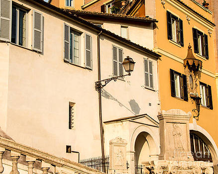 Buildings of Rome I by Christina Klausen