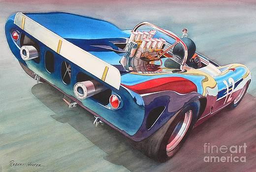 Robert Hooper - Built To Race