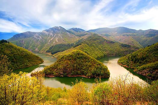 Bulgarian Landscape  by Svetoslav Sokolov