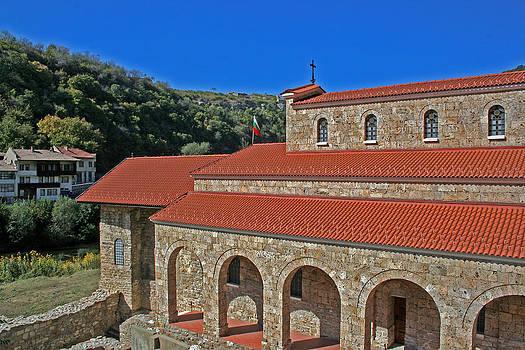 Bulgarian Orthodox Church by Dimitar Smilyanov