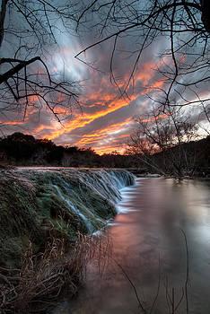 Bull Creek Austin TX by Preston Broadfoot