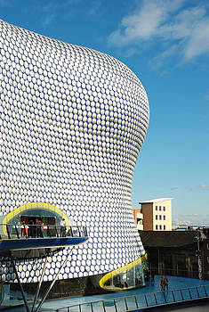 Bull Ring in Birmingham by Sergei Zinovjev