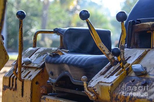 Dale Powell - Bulldozer Controls