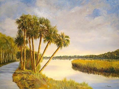Bulow Creek by Carol Thornton