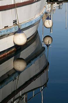 Buoy Boat by Chad Davis