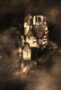 Burg Eltz Castle by Barbara D Richards