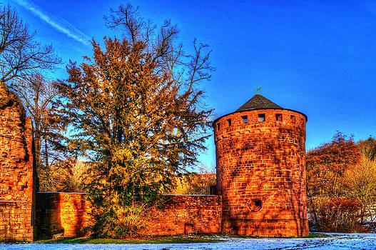 Alexander Drum - Burg Kerpen