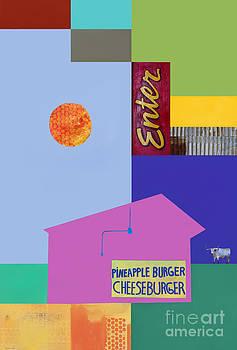 Elena Nosyreva - Burger joint  #4