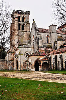Angela Bonilla - Burgos Abbey Church Spain