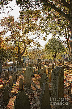 Burial Hill by Cindi Ressler