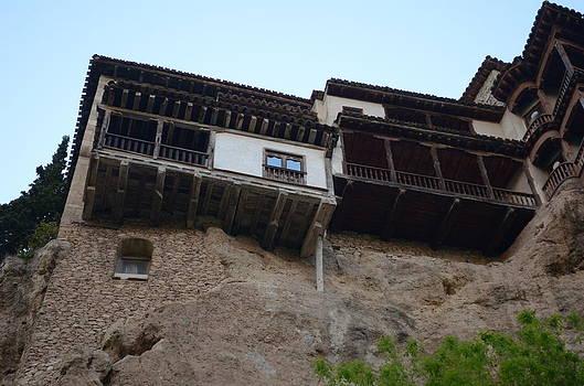 Buried Balcony by Daniela Gonzalez