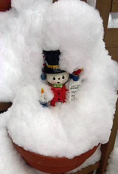 Matt Swinden - Buried Snowman