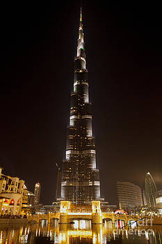 Burj Khalifa - Colored by Juvert Ostol