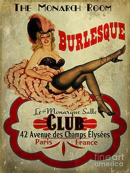 Burlesque Club by Cinema Photography