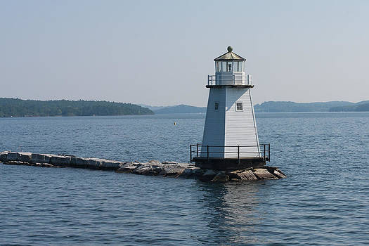 Paul Rebmann - Burlington Breakwater South Light