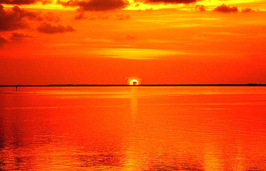 Burn by the Sun by Gilberto Gutierrez