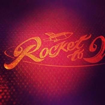 Rocket Man by Rebecca Kowalczik