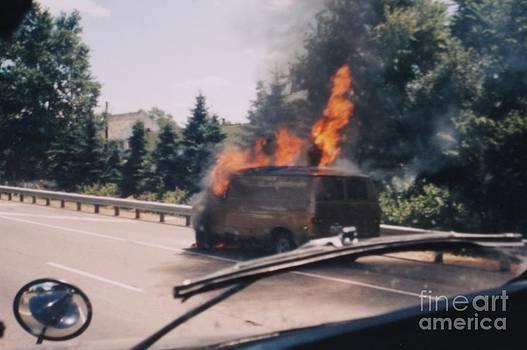 Burning Bad by Anthony Morris