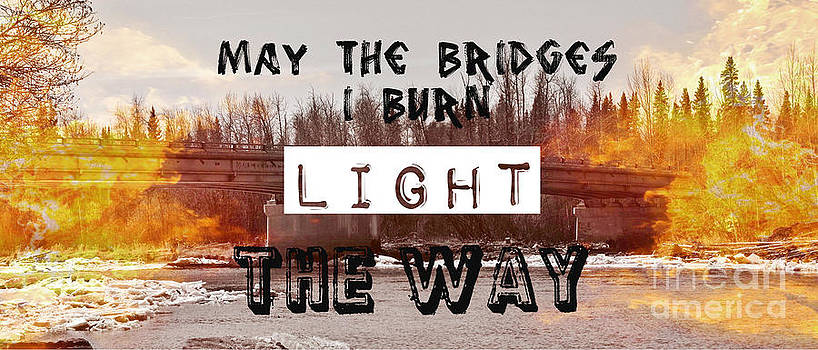 Burning Bridges by Jennifer Kimberly