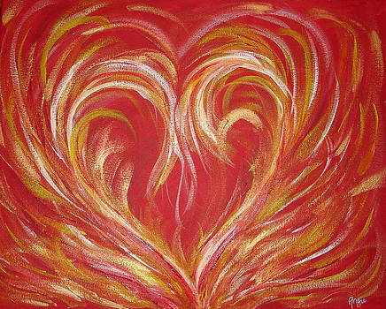 Burning Desire by Angie Butler