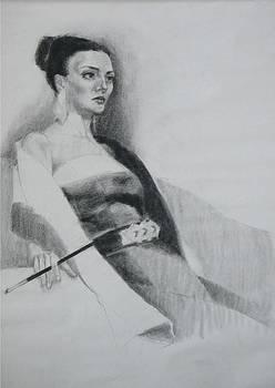 Burning by Irena  Jablonski